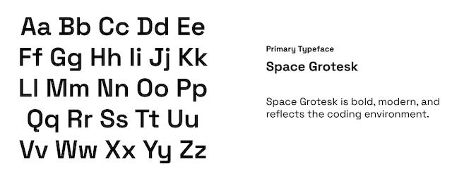 Fullstack Academy Space Grotesk Font