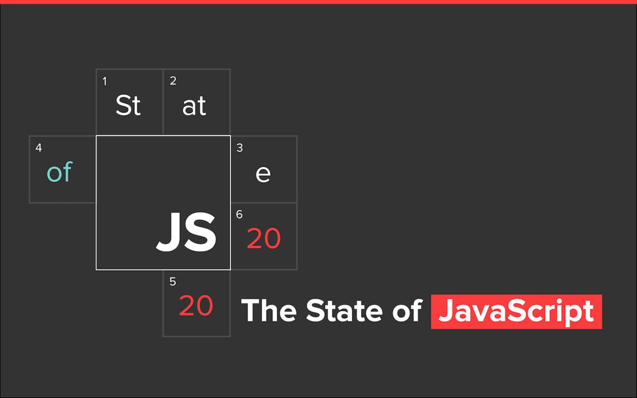 FSA Header image blog post State of Javascript