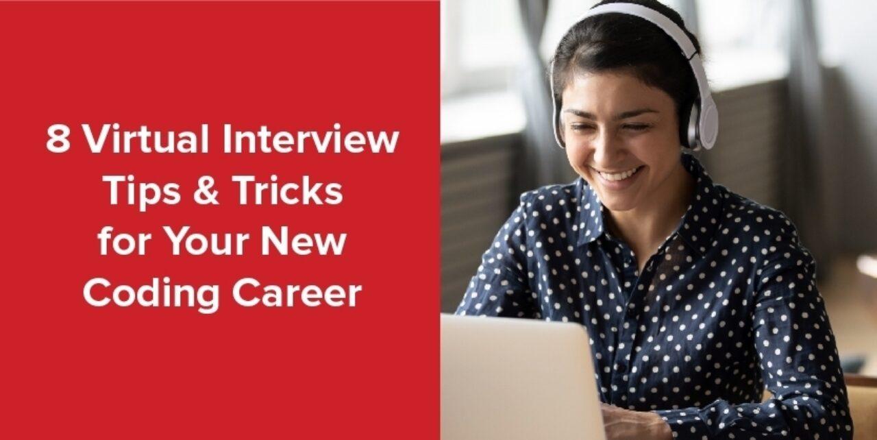FSA blog header 8 tips for virtual interview Coding