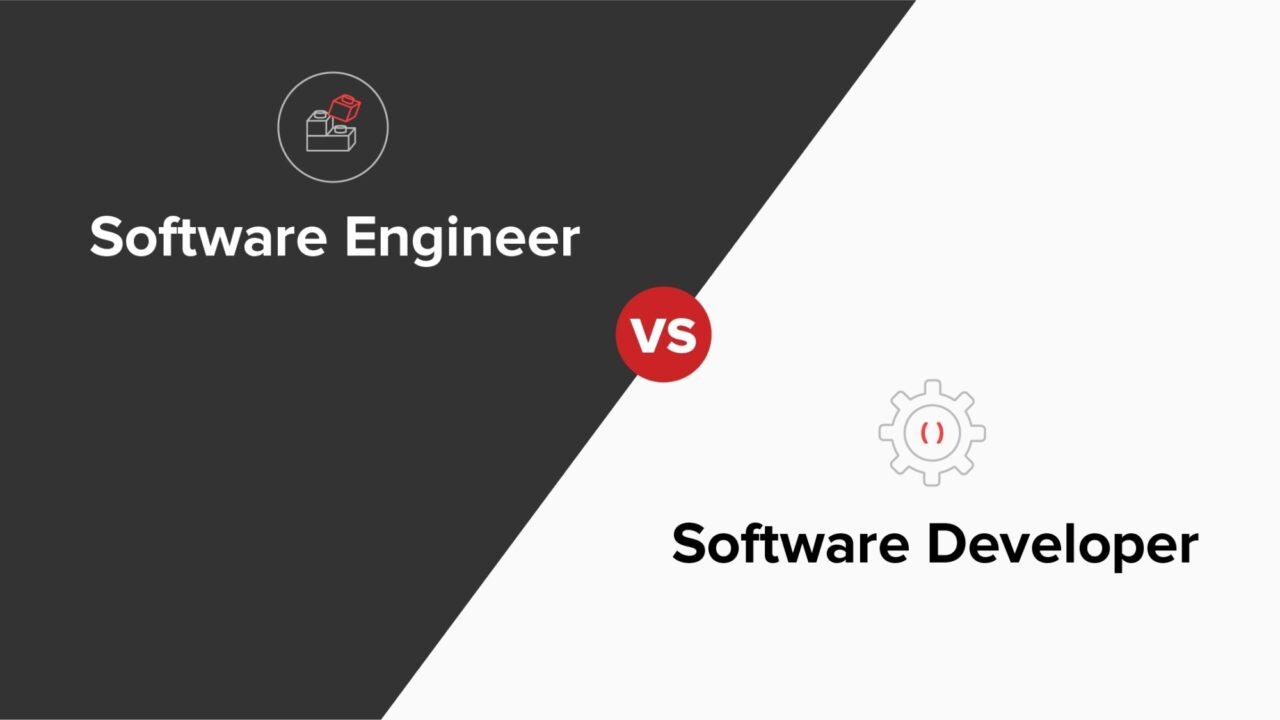 Software Engineer vs Software Developer Image Post Header Horizontal v2