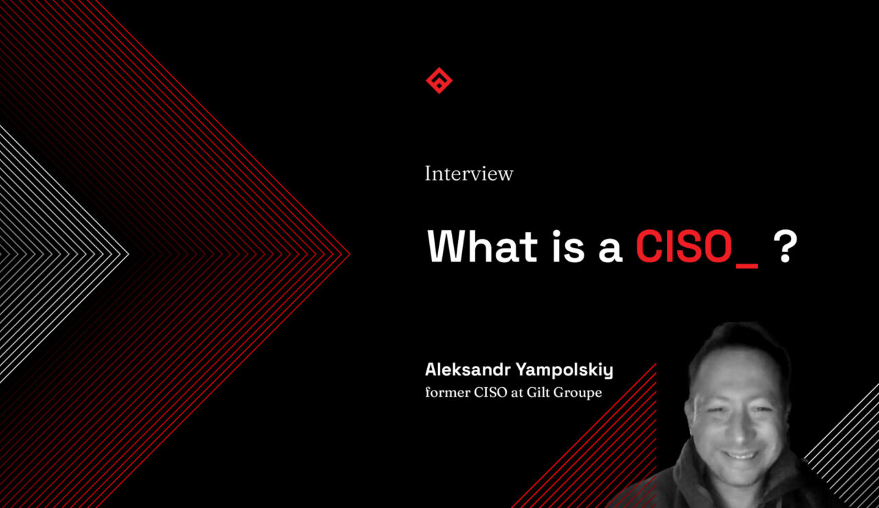 What is a CISO