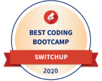 Best bootcamp badge switchup 2020