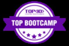 Badge top 10 bootcamp