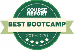 Best bootcamp badge course report green 2019 2020